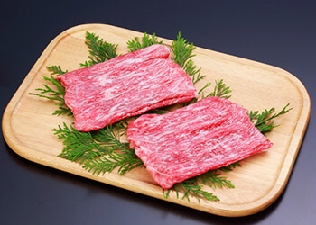 鹿児島県産黒毛和牛すき焼きセット